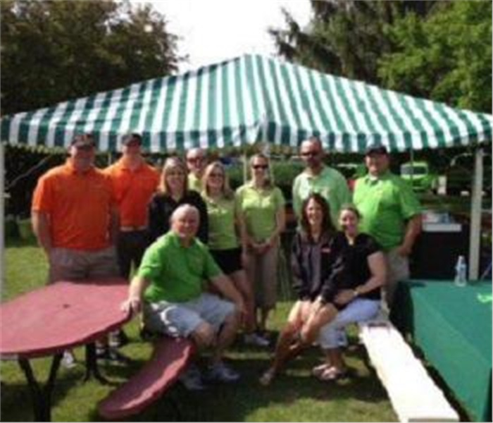 2012 C.R. Claims Association Golf Outing