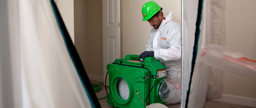 Cleaning Mold And Mildew Damaged Personal Items Servpro