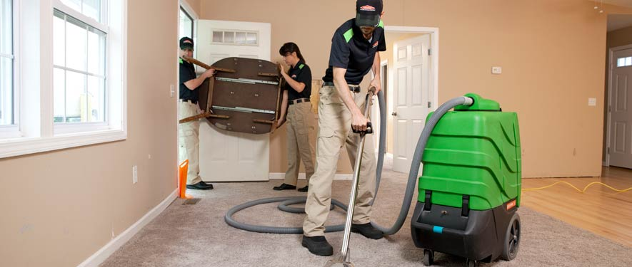 Cedar Rapids, IA residential restoration cleaning